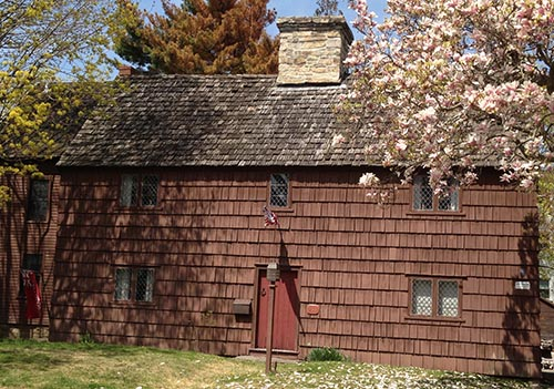 Wheeler House - third oldest house in Connecticut